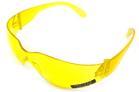 Nuprol Protective Airsoft Glasses Yellow - A2 Supplies Ltd