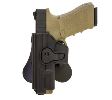 Nuprol EU Series Holster Left Handed - A2 Supplies Ltd