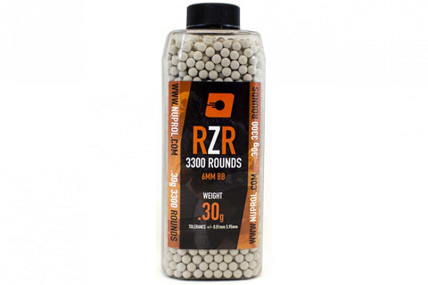 RZR 0.30g BB 3300rds - A2 Supplies Ltd
