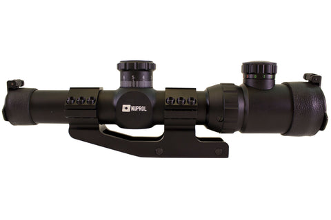 Optic 1.25-5x26 IR Black - A2 Supplies Ltd