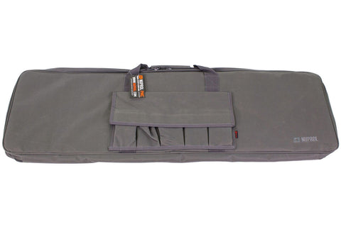"PMC Essentials Soft Rifle Bag 42"" Grey - A2 Supplies Ltd"