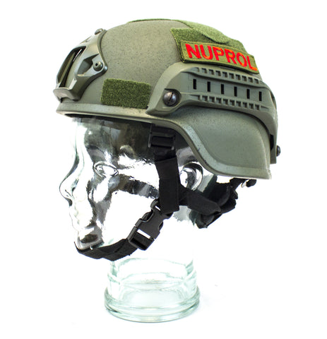 MICH Helmet Green - A2 Supplies Ltd