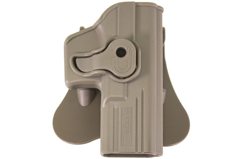 EU Holster Tan - A2 Supplies Ltd