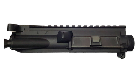Nuprol Delta: SOPMOD Upper Receiver Metal - Black Metal - A2 Supplies Ltd