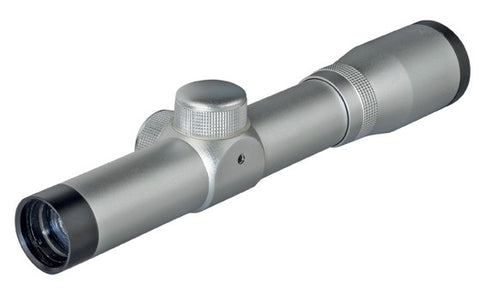 SMK 2 X 20 Scope Silver - A2 Supplies Ltd
