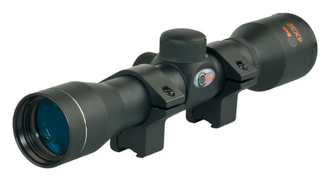 SMK 4X32 Short Scope Black