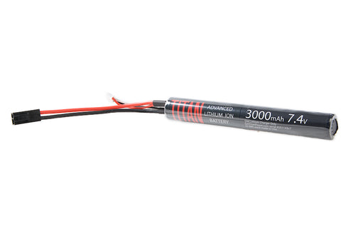 Titan Power 7.4v 3000mAh STick Tamiya Lithium Ion Battery - A2 Supplies Ltd