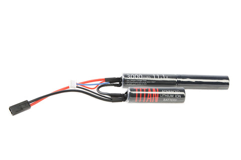 Titan Power 11.1v 3000mah Nunchuck Tamiya Lithium Ion Battery - A2 Supplies Ltd
