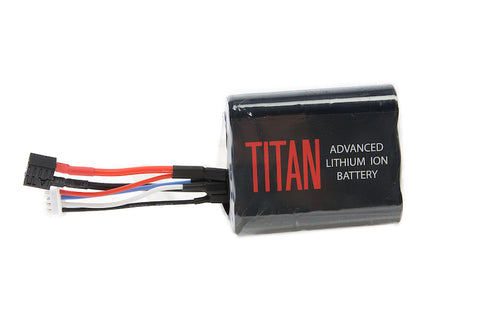 Titan Power 11.1v 3000mah Brick Deans Lithium Ion Battery - A2 Supplies Ltd
