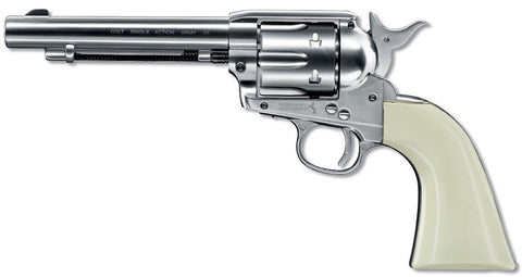 GK Custom SAA CO2 Metal Revolver Nickel/Faux Pearl - A2 Supplies Ltd