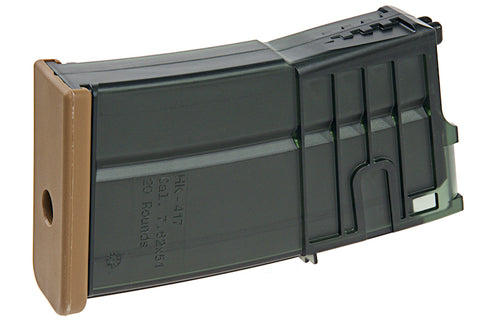 Umarex (VFC) 20rds Gas Magazines for Umarex HK417 - A2 Supplies Ltd
