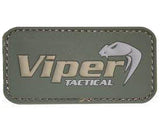 Viper Subdued Rubber Logo Patch - A2 Supplies Ltd