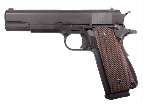 WE M1911 A1 GBB Pistol Black - A2 Supplies Ltd