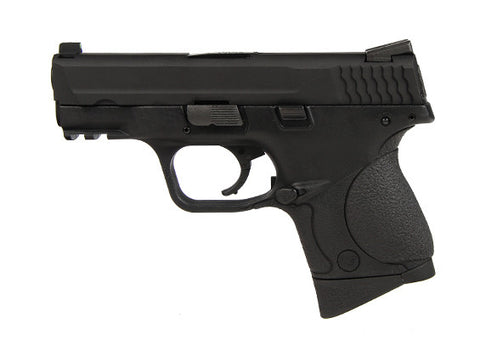 WE Little Bird M&P Compact Black Pistol