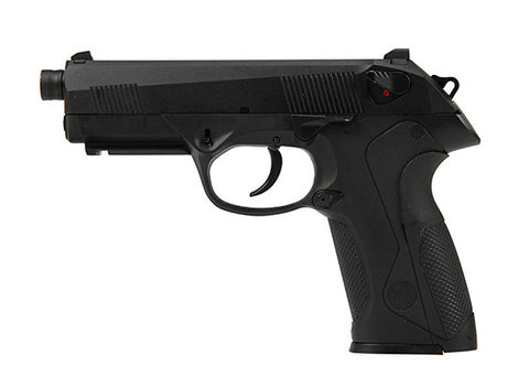 WE PX4 Pitbull GBB Black - A2 Supplies Ltd