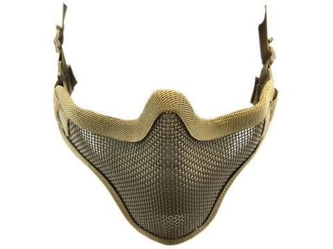 Mesh Lower Face Shield V1 - A2 Supplies Ltd