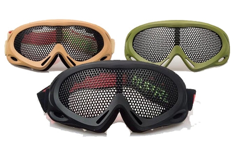 Nuprol Mesh Goggles - A2 Supplies Ltd