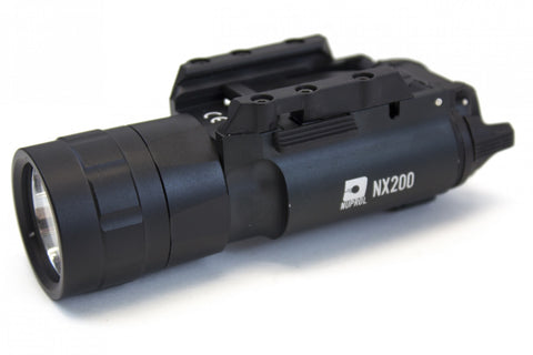 NX200 Pistol Torch - A2 Supplies Ltd