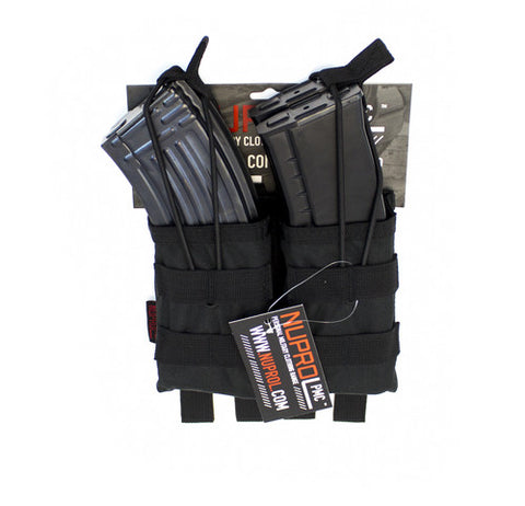 PMC AK Double Open Mag Pouch (4 colours) - A2 Supplies Ltd