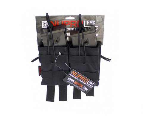 PMC G36 Double Open Mag Pouch (4 colours) - A2 Supplies Ltd