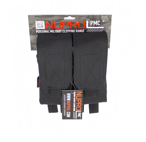 PMC M4 Double Flap Mag Pouch (4 colours) - A2 Supplies Ltd