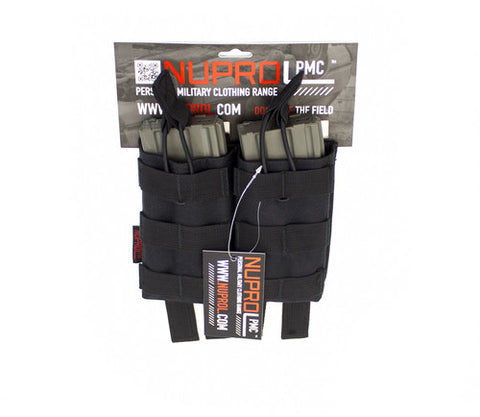 PMC M4 Double Open Mag Pouch