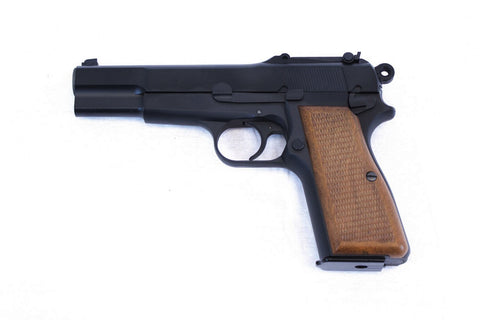 Browning Hi Power Pistol Black - A2 Supplies Ltd