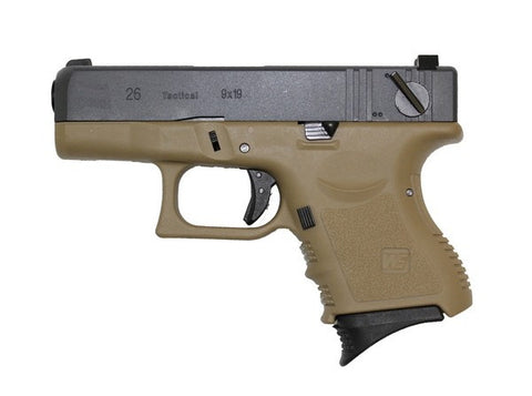 WE EU26 GBB Pistol Tan