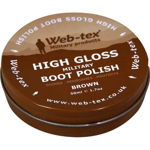Webtex Boot Polish