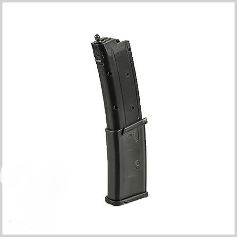 Umarex MP7 New Gen AEG Spare 110rd Mid-Cap- Magazine Black - A2 Supplies Ltd
