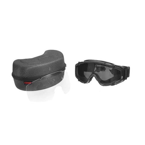 FMA SI-Googles for Fast Helmet Black - A2 Supplies Ltd