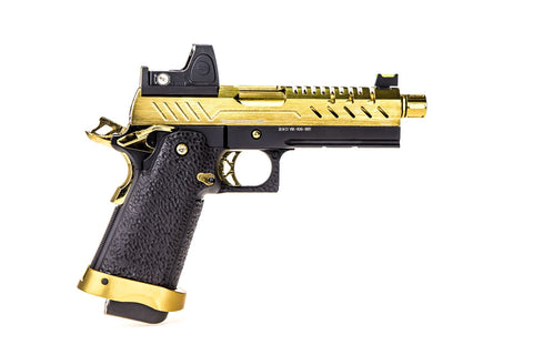 VORSK HI-CAPA 4.3 BLACK/GOLD + BDS *WEB ONLY SPECIAL* - A2 Supplies Ltd