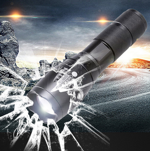 LAMPE CREE 5000LM XM-L T6 LED Tactical Flashlight