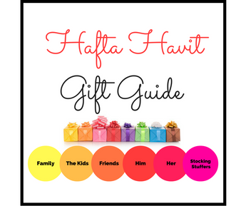 The Hafta Havit Gift Guide