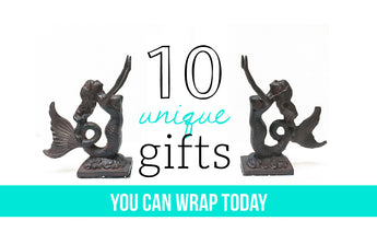 10 Gifts You Can Wrap Today