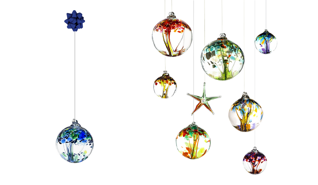kitras glass ornaments