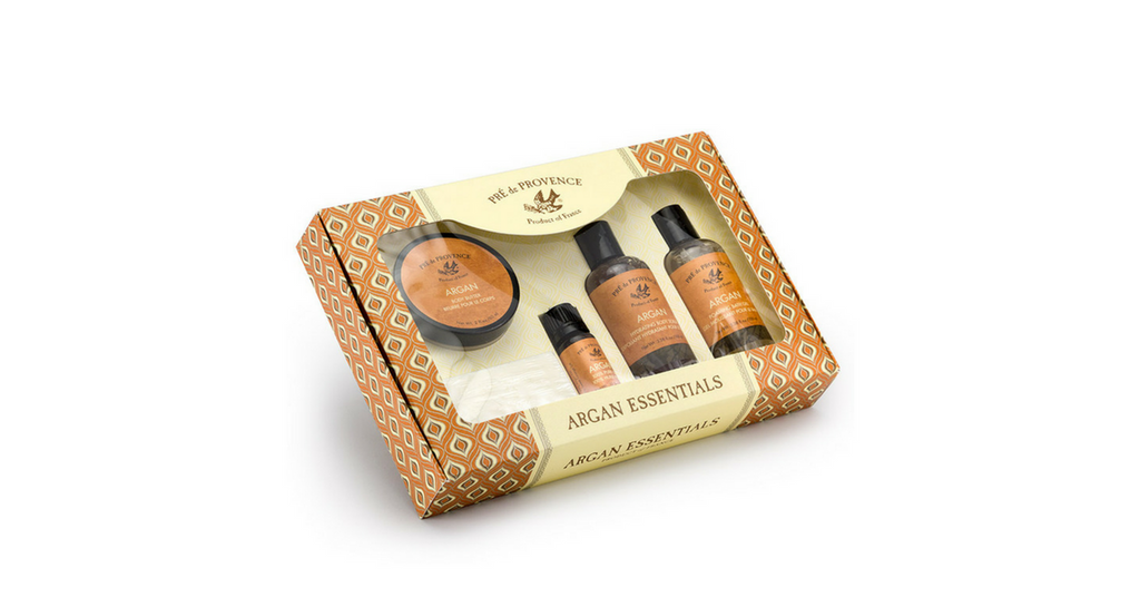 argon oil gift set