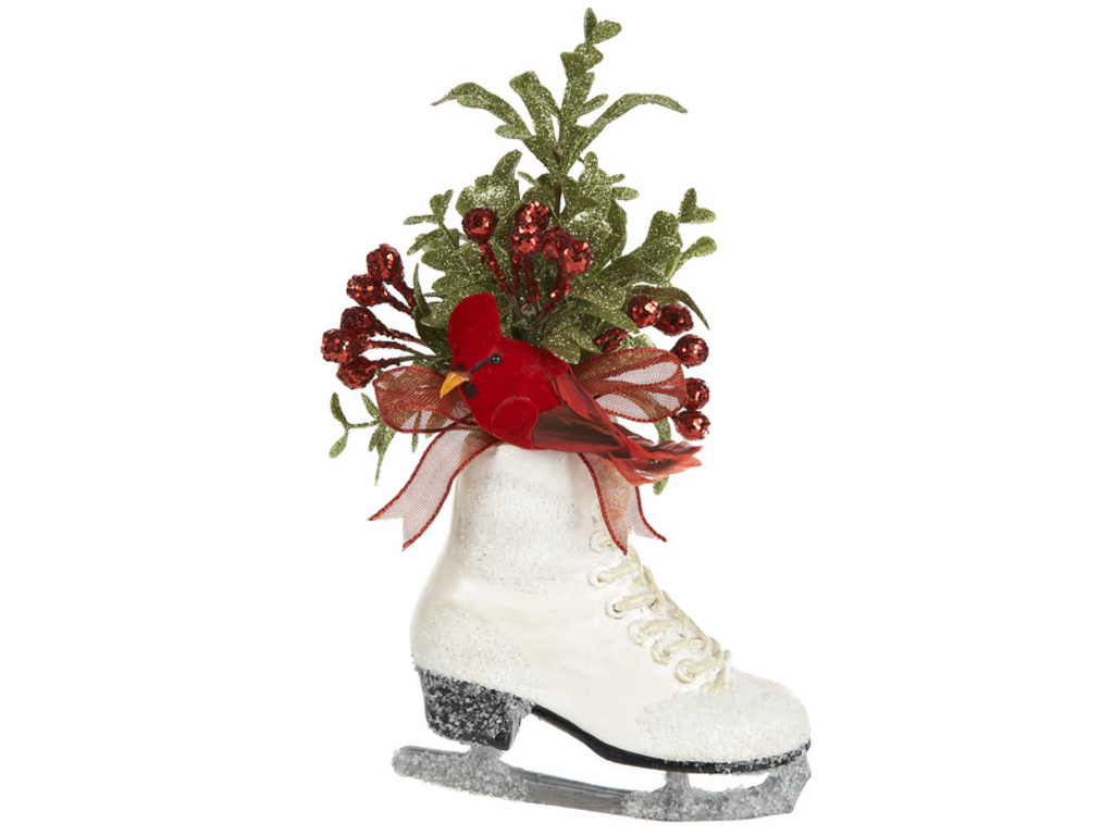 pine & holly ice skate