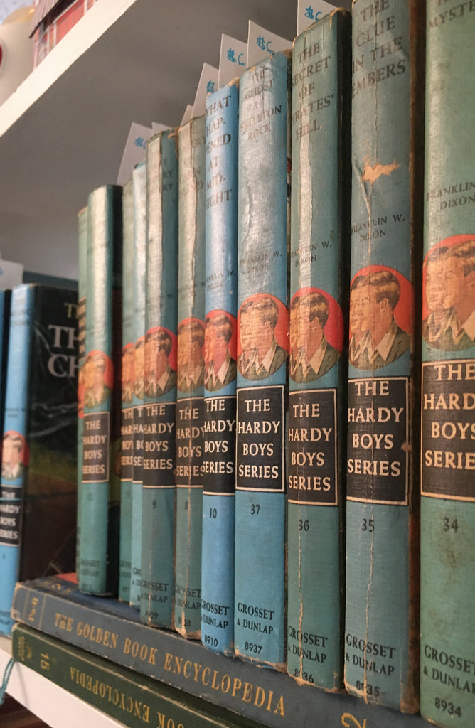 hardy boys original set