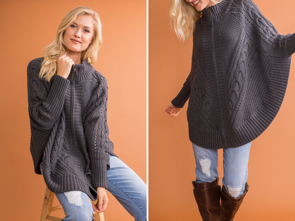 sweater tunic
