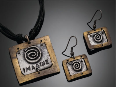 Necklace & Earring Set | Imagine