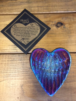 Blessed Heart Angel Wing Pottery