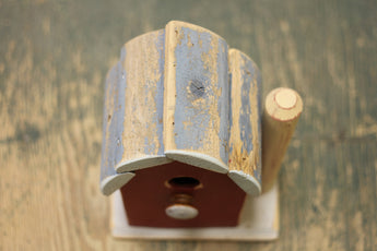 farmhouse birdhouse