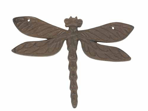 Large Metal Dragonfly