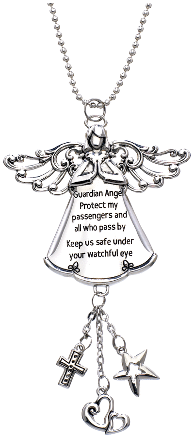 Guardian Angel Hanging Trinket/Keychain
