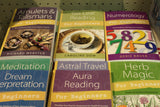 Books! So Many Fun Topics to Expand Your Mind, Body & Soul!