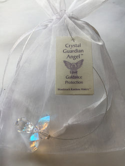 Guardian Angel Crystal
