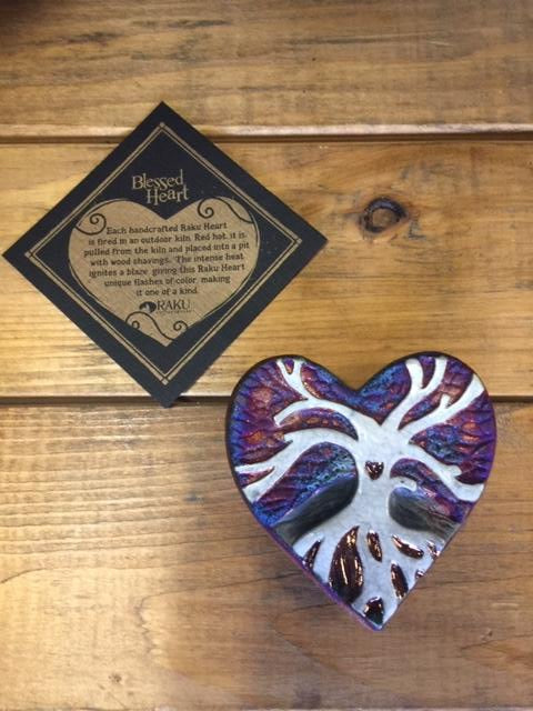 Blessed Heart Tree Pottery