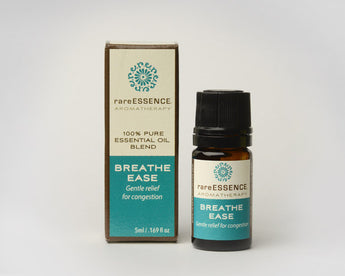 Breathe Ease Essential Oil Aromatherapy