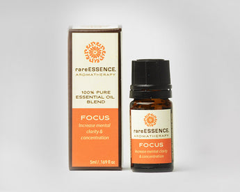 Focus Essential Oil Aromatherapy